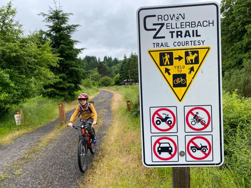 The Crown Zellerbach Trail is better than ever, especially for families