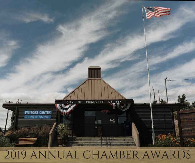 PHOTO SUBMITTED BY KIM DANIELS - The 2019 Annual Chamber Awards were presented by video because of the COVID-19 pandemic.