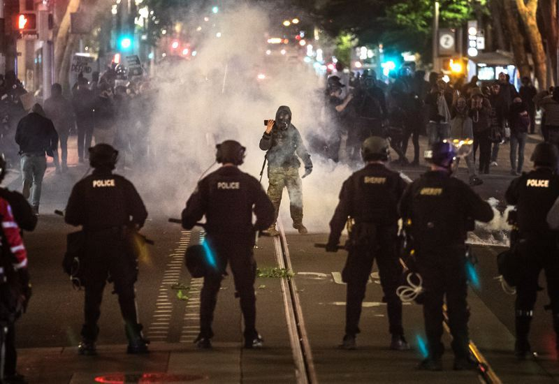 Federal charges may mark new phase of Portland protests