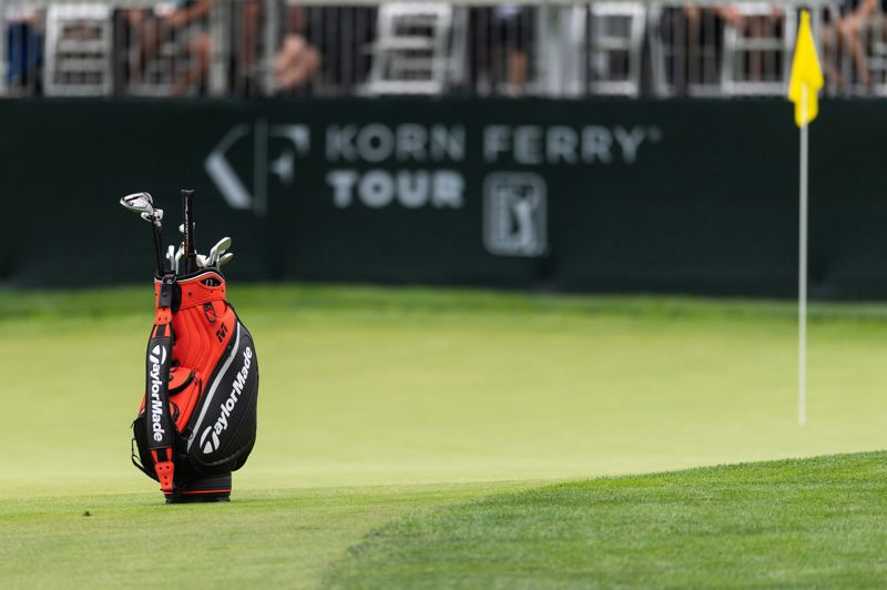 PMG FILE PHOTO: CHRISTOPHER OERTELL - The 2020 WinCo Foods Portland Open presented by Kraft Heinz will be played August 6-9 without spectators at Pumpkin Ridge Golf Club in North Plains.