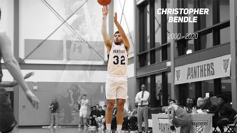COURTESY PHOTO: BENDLE FAMILY - Former Scappoose basketball star Chris Bendle will be remembered at a celebration of life hosted by his family on Aug. 1.