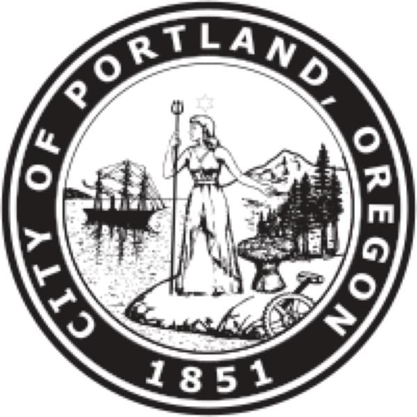 CITY OF PORTLAND - The official City of Portland seal.