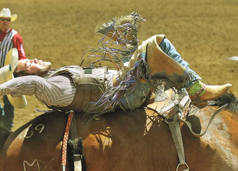 PMG FILE PHOTO - In order to make up for lost revenue, officials at the St. Paul Rodeo are jump-starting a number of initiatives designs to both help the community and prepare for future events.