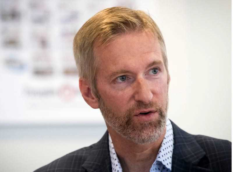 PMG FILE PHOTO - Mayor Ted Wheeler, Portland Tribune - News