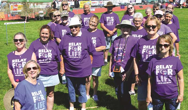 CENTRAL OREGONIAN - Ever-changing rules related to the COVID-19 pandemic have forced changes to the 2020 Relay For Life plans in Crook County, but the event will still take place this weekend.