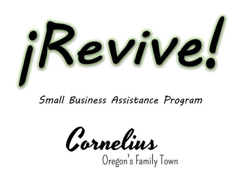 COURTESY IMAGE: CITY OF CORNELIUS - Small businesses in Cornelius can now apply to receive coronavirus-related financial assistance.