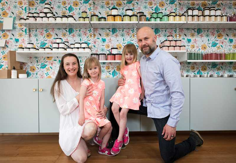 New business in SW Portland showcases locally made cleansers
