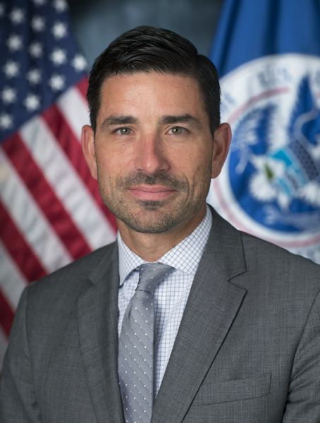 DHS ACTING SECRETARY CHAD WOLF