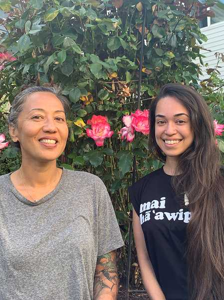 COURTESY PHOTO: FIVE OAKS MUSEUM - Guest curator duo Lehuauakea and Kanani Miyamoto are creating an exhibition called 'DIS/PLACE' that shines light on the widely unknown connection Hawaii, the Pacific Northwest, and the communities that continue to flow between these two regions.