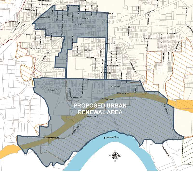 Newberg to take another stab at urban renewal plan
