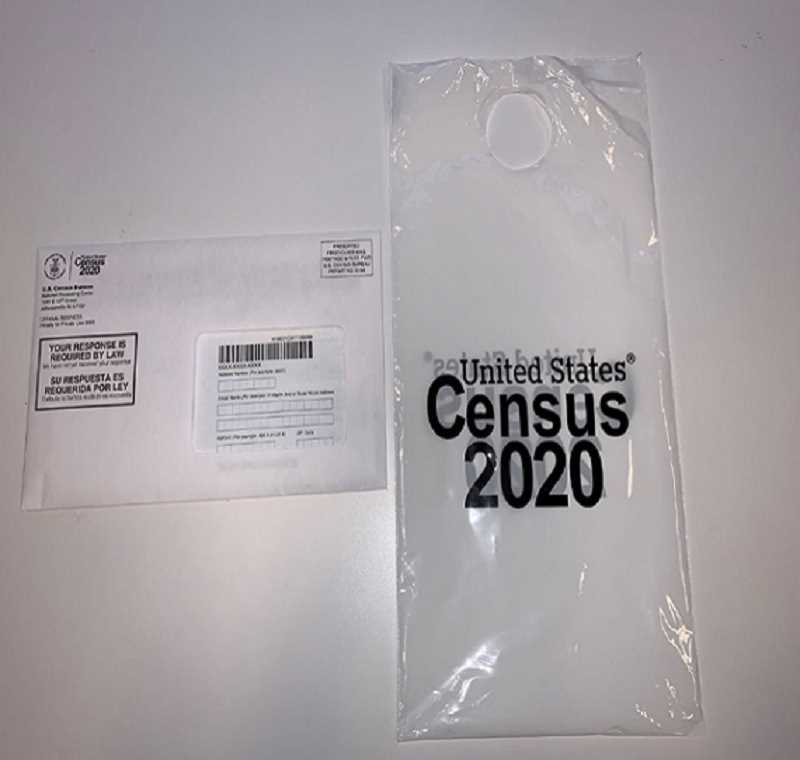 COURTESY PHOTO: U.S. CENSUS BUREAU - Census Bureau employees have been trained in local health guidelines and will have the necessary COVID personal protective equipment.