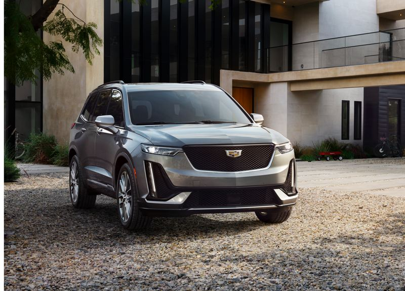 COURTESY CADILLAC - The 2020 Cadillac XT6 Sport AWD is boldly styled and includes performance-oriented features that make it a serious contender.
