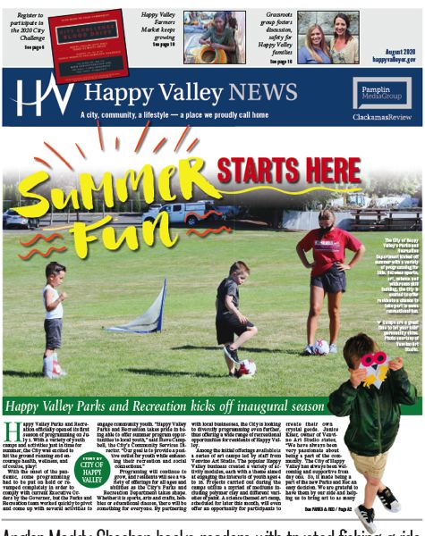 (Image is Clickable Link) Happy Valley News