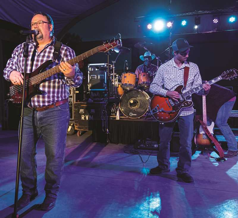 CENTRAL OREGONIAN - Concerts will be held at the Crook County Fairgrounds Wednesday through Saturday. The concerts held Thursday through Saturday will be free, but tickets are required to keep crowds within COVID-related guidelines. Countryfied (above) will perform Saturday evening.