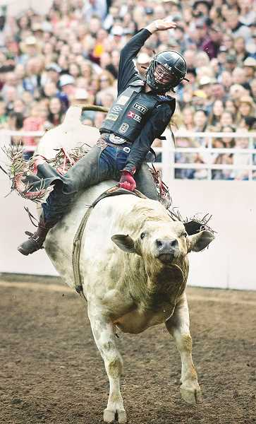 COURTESY PHOTO: ST. PAUL RODEO ASSOCIATION - Officials kicked off the ramp-up to next year's rodeo after announcing in June that the annual event would be canceled in 2020 due to the COVID-19 pandemic.