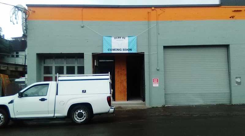 PMG FILE PHOTO: RAYMOND RENDLEMAN - Blue Ox Axe Throwing plans to open on Oregon City's 12th Street, about three blocks from a potential competitor at Corner 14.