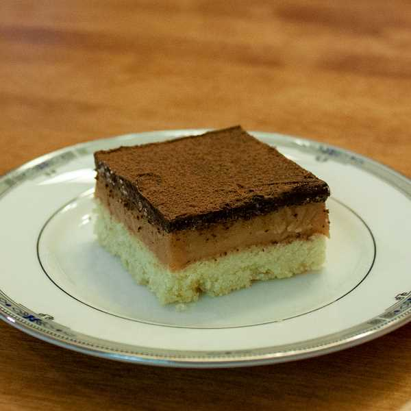 COURTESY PHOTO - These Millionaire's Shortbread cookies are being sold by two Lake Oswego High School seniors to raise money for pandemic relief efforts.