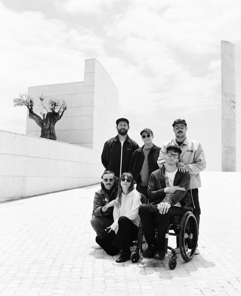 COURTESY PHOTO: MACLAY HERIOT - Portugal. The Man, an alternative band that produced the megahit 'Feel It Still,' has turned its attention to activism.