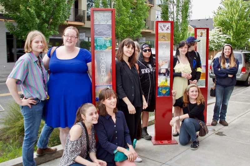 PMG FILE PHOTO - Grants are available for art projects, programs that uplift Gresham heritage.