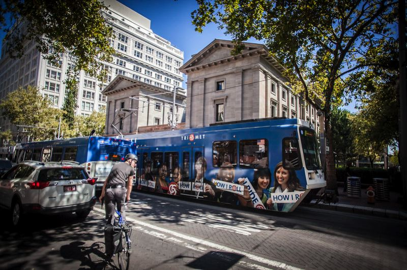 COURTESY PHOTO: TRIMET - TriMet is responding to the racial justice movement.