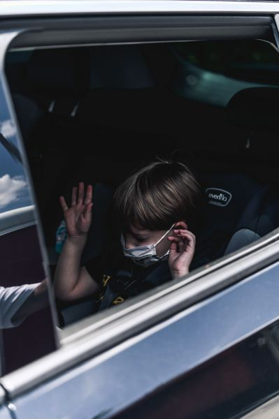 COURTESY PHOTO: JOHN BENITEZ ON UNSPLASH - Kids 5 and older will have to wear masks in day care settings.