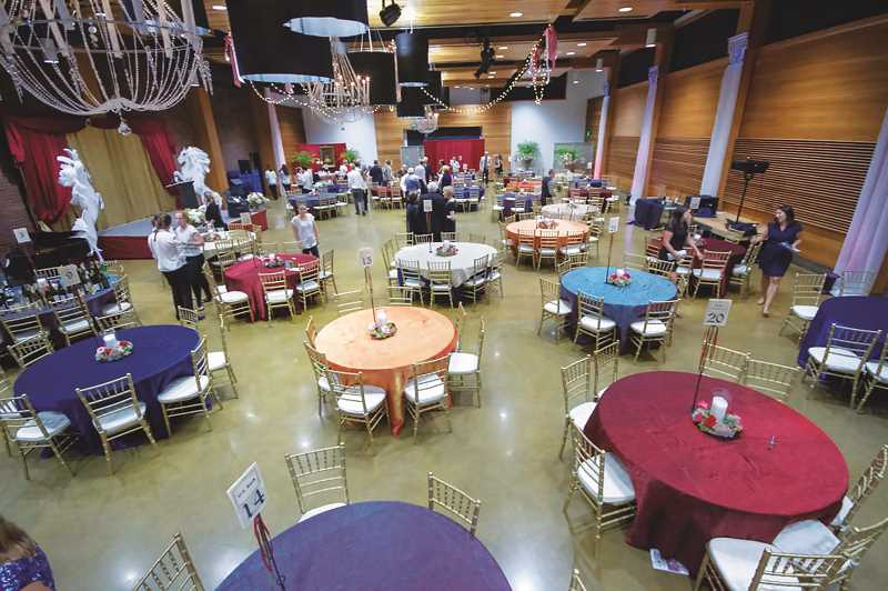 COURTESY PHOTO: CHEHALEM CULTURAL CENTER - The Chehalem Cultural Center will host its annual Night of the Moon fundraiser in September with a Roaring '20s theme.