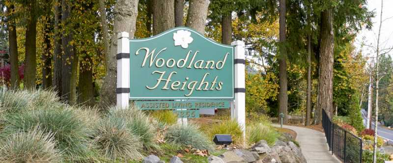 (Image is Clickable Link) Woodland Heights Assisted Living Residence