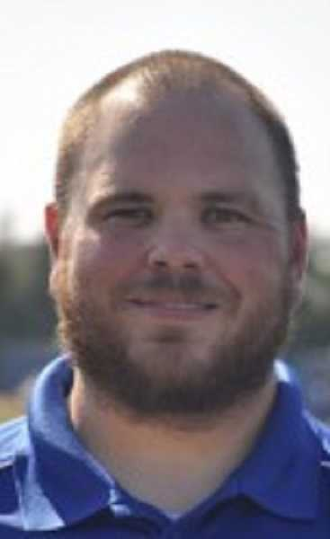 COURTESY PHOTO: WOODBURN SCHOOL DISTRICT - After two years serving as an assistant coach, Kenneth Mace was selected to lead the Woodburn football team for the 2020-21 season.