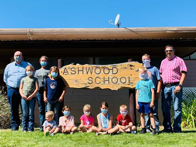 COURTESY PHOTO -  Ashwood School will likely be allowed to have classes in person this fall.