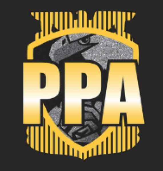 COURTESY PPA - The emblem of the Portland Police Association.