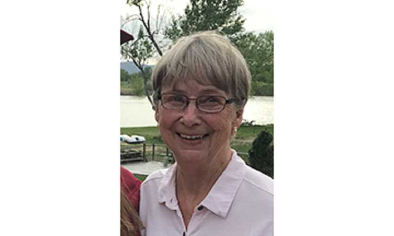 SUBMITTED PHOTO - Doris (Dory) Ann Younger (Schumitsch)