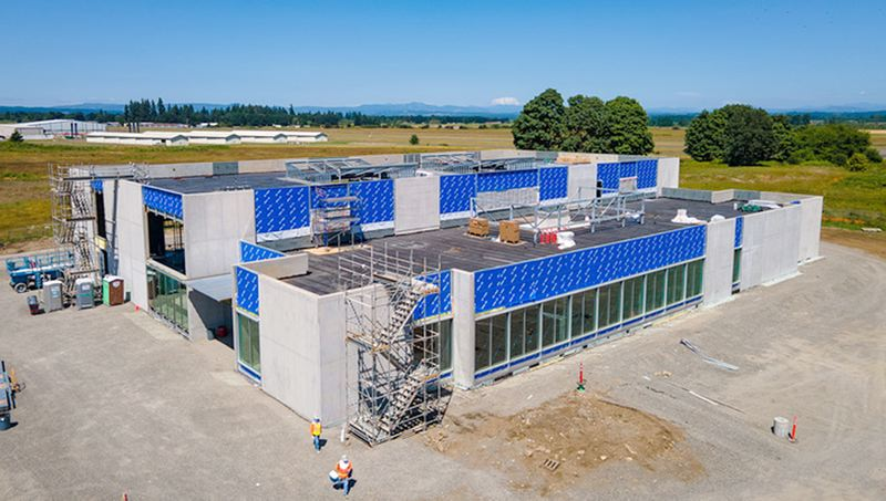 COURTESY PHOTO: PORTLAND COMMUNITY COLLEGE - Portland Community College's Oregon Manufacturing Innovation Center in Scappoose will offer training programs and facilitate apprenticeships in manufacturing.