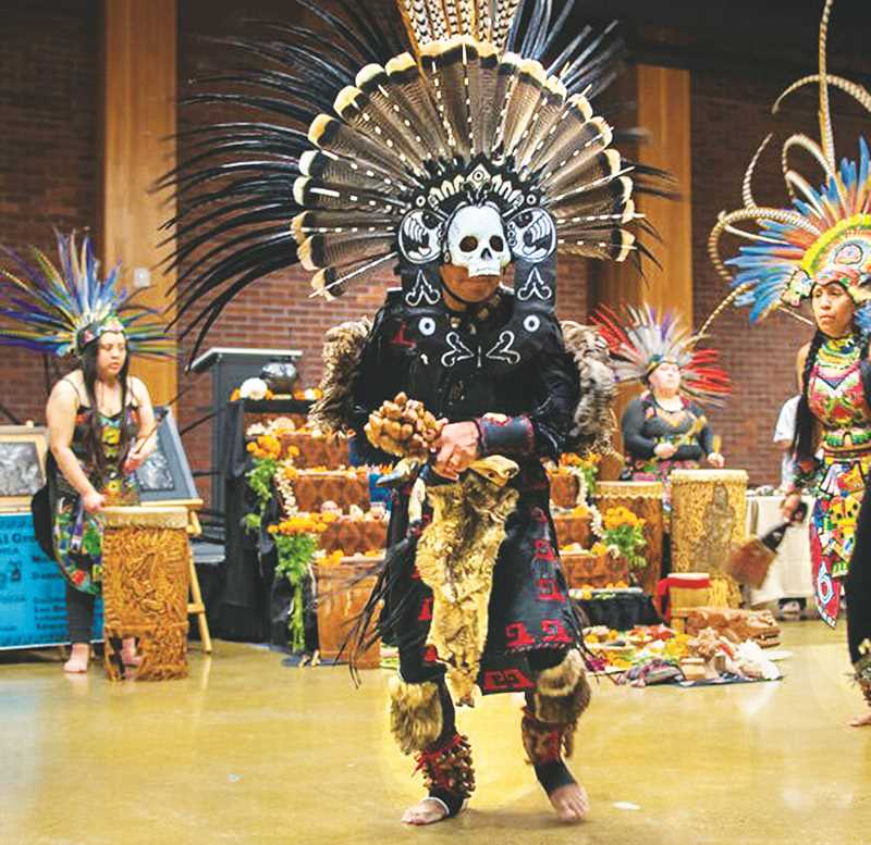 COURTESY PHOTO: CCC - Dancers, musicians and others will perform during the Chehalem Cultural Center's monthlong recognition of National Hispanic Heritage Month.