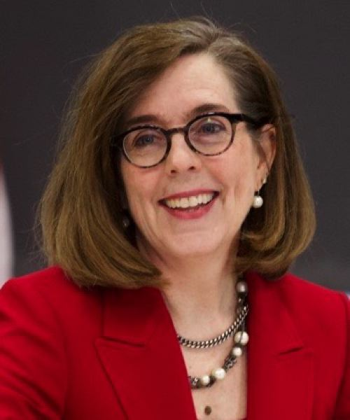 PMG FILE PHOTO - Gov. Kate Brown and a wide array of leaders and organizations have called for peace in the streets of Portland.