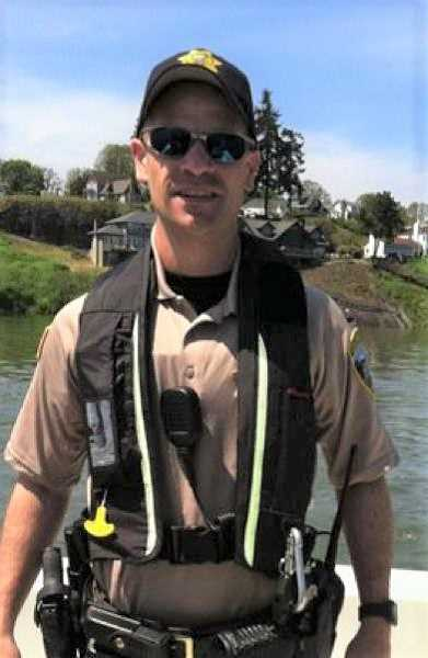 COLUMBIA COUNTY SHERIFF'S OFFICE - Andy Moyer