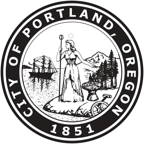 CITY OF PORTLAND - The official seal of the City of Portland.