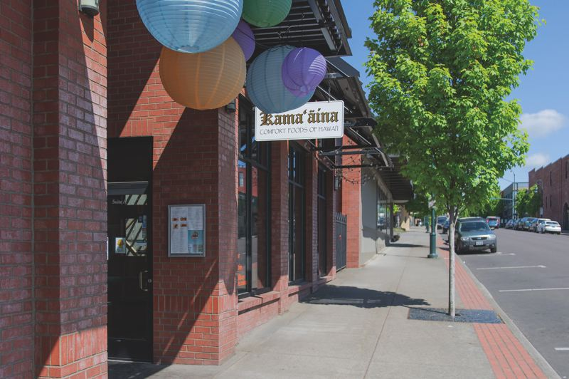PMG FILE PHOTO - Kama'aina in downtown Forest Grove could move, says owner Kevin Yamada. He has seen business dry up this year and is concerned about the possibility Pacific University students won't return to campus anytime soon.