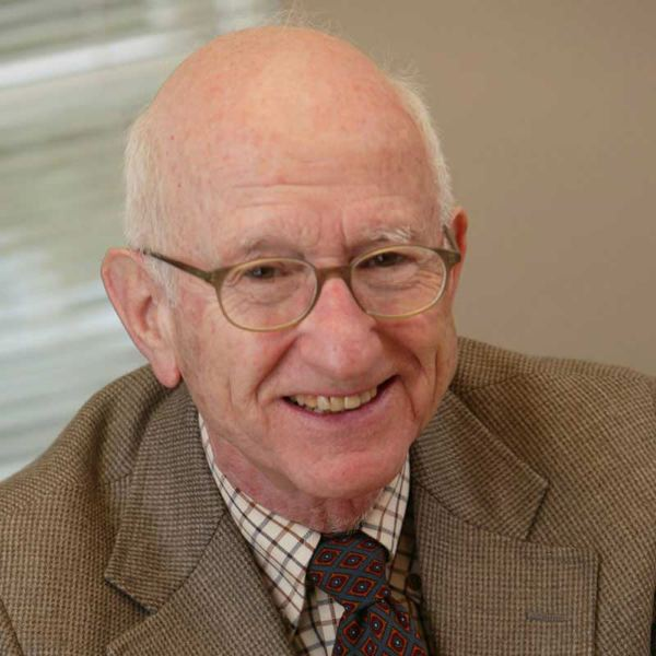 COURTESY WILLAMETTE UNIVERSITY  - Hans Linde, who died Aug. 31 in Portland at age 96, was a legal scholar whose influence extended beyond the University of Oregon and the Oregon Supreme Court.
