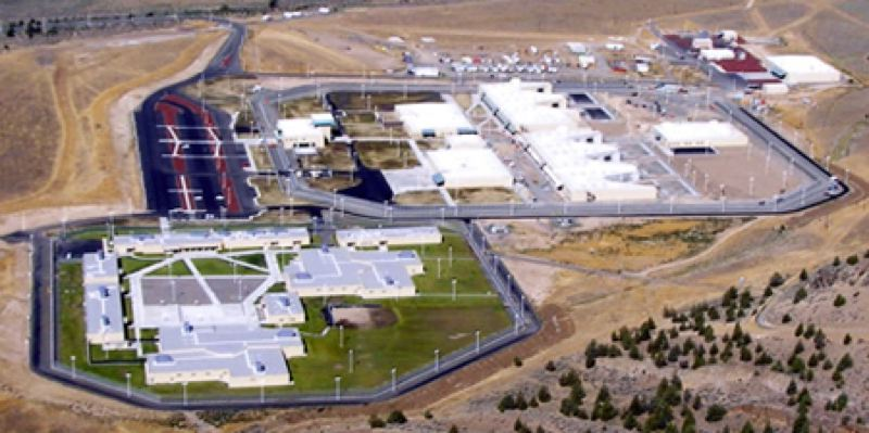 FILE - Deer Ridge Correctional Institution in Madras is shown here.