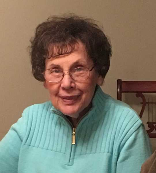 SUBMITTED PHOTO - Elsie Marilyn Lewis