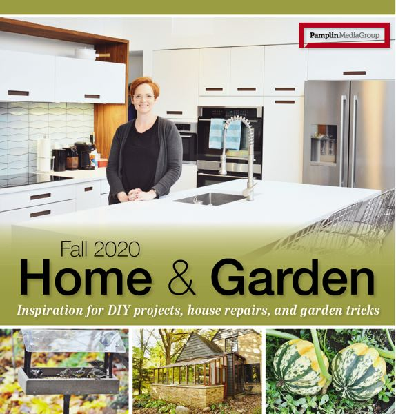 (Image is Clickable Link) Fall 2020 Home & Garden