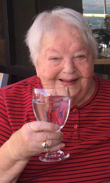 SUBMITTED PHOTO - Betilue (Betty) Edna Lundbom