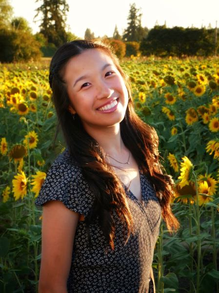 SUBMITTED PHOTO - Claire Ku, a Tualatin High School senior, is director of programing for Students Tutor Students.