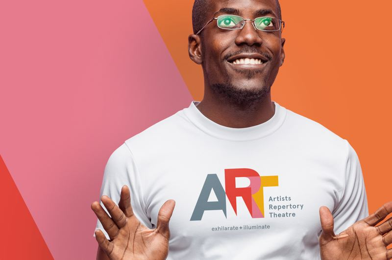 COURTESY PHOTO: ARTISTS REP - Artists Repertory Theatre has new branding, thanks to a grant and partnership with Portland marketing agency Grady Britton.