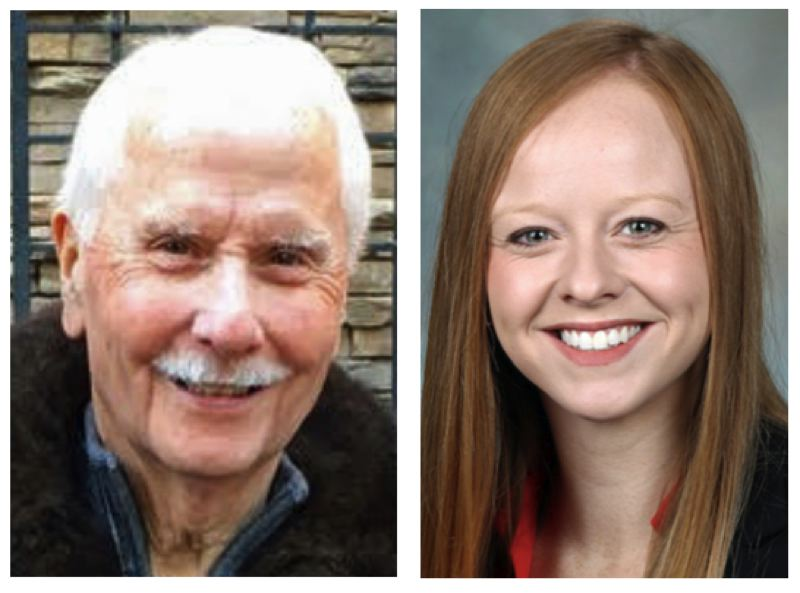 COURTESY PHOTOS - Dr. Donald E. Girard, left, and Dr. Kelsi Manley.