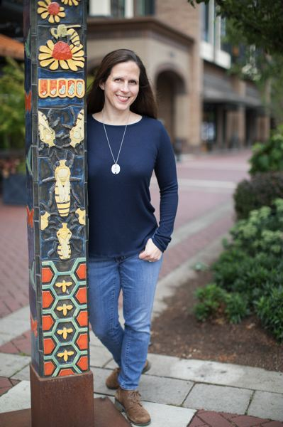 COURTESY PHOTO - Rachel Verdick said her resourcefulness, independent attitude and willingness to collaborate and listen will serve her well if elected to the City Council.
