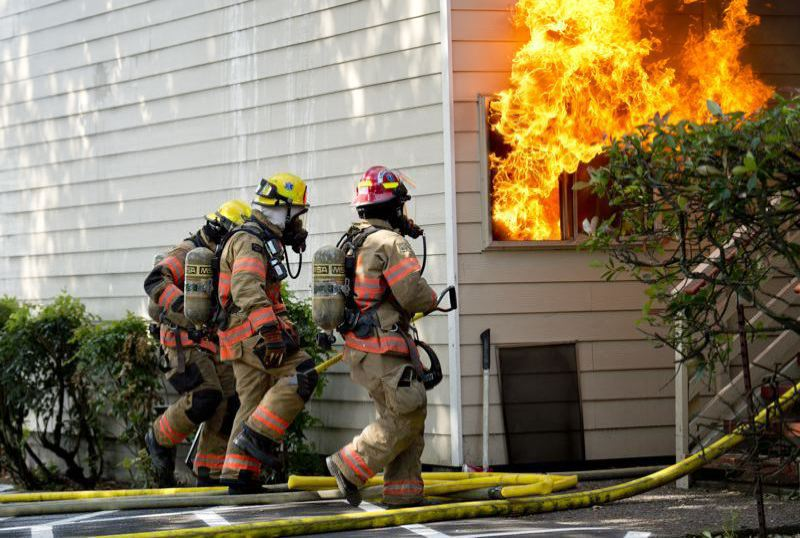 PMG FILE PHOTO - Gresham Fire & Emergency Services would have to reduce expenditures by $1.2 million.