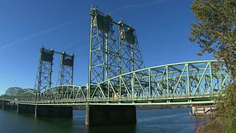 KOIN 6 NEWS - The Interstate 5 bridge connects Portland to Vancouver.