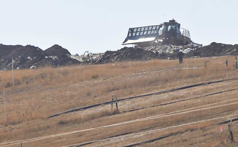PMG FILE PHOTO - Waste Management announced recently that it will take its case to the Land Use Board of Appeals.