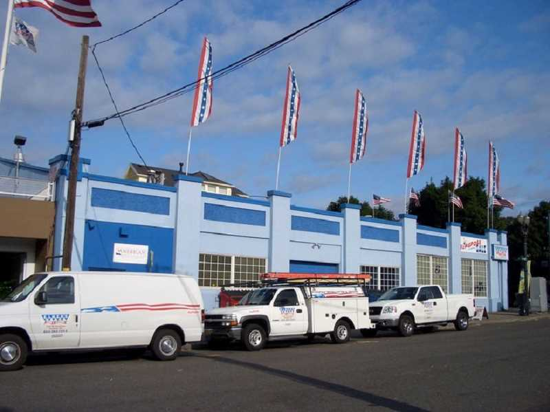 (Image is Clickable Link) Elmer's Flag and Banner